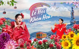 FLOWER HORN SPRING FESTIVAL – NORTHWESTERN CULTURAL SPHERE 2019 AT SUN WORLD FANSIPAN LEGEND